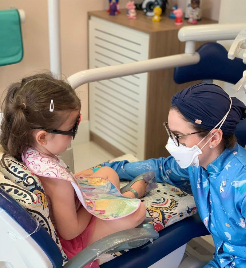 A Odontopediatria como especialidade